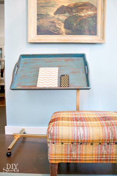 1000 Ideas About Bedside Table Makeover On Pinterest