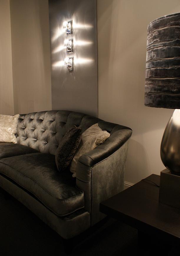 BAAN Showroom Waddinxveen I Alle meubelen worden met zorg ontworpen. De Santoni heeft een uniek design waar we erg trots op zijn. Een grote en confortabele zitting. l 2014