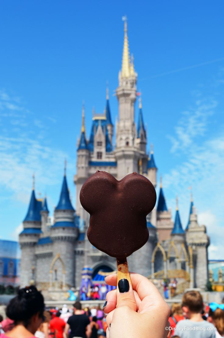Mickey Ice Cream Bar is #OnTheList