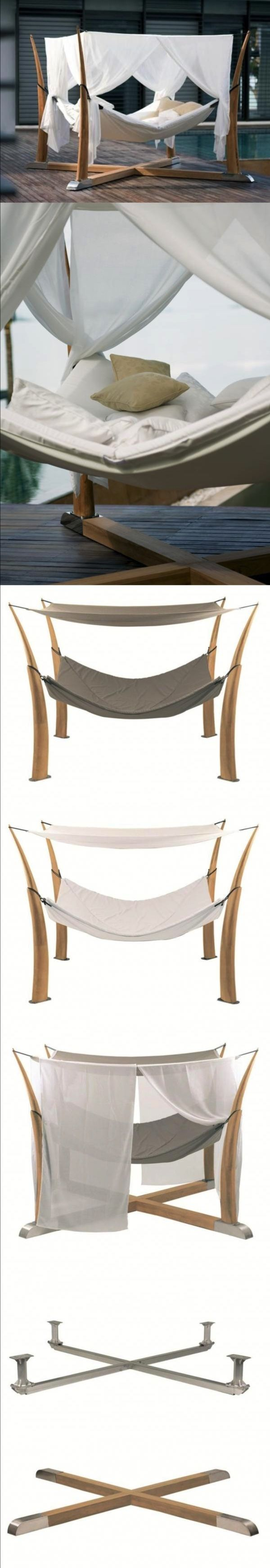Captivating KOKOON   Canopy BedThe Kokoon Garden Furniture Range Has Been Carefully  Designed To Help Get Away From The Hectic World And Help Create A Private  Universe ...