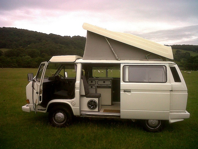 VW Transporter T3 Camper Recreational vehicles, Vw