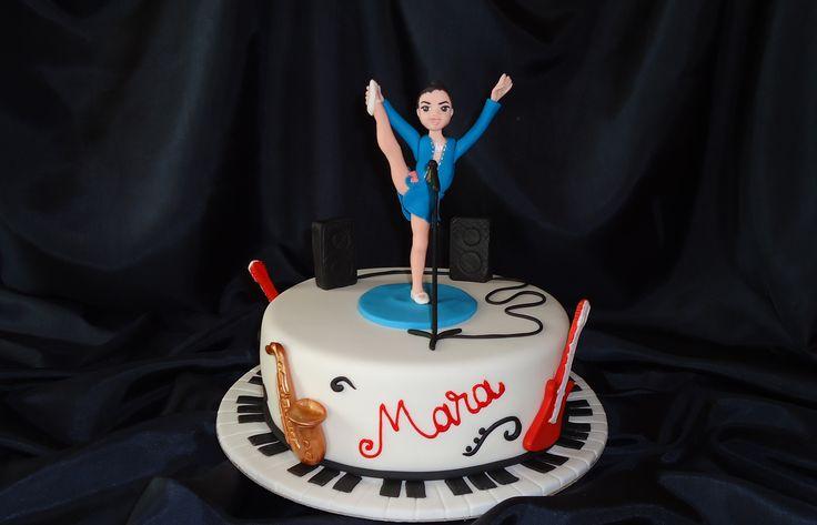 Gimnastica pe note muzicale
