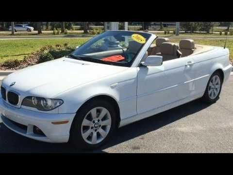 2005 BMW 3 Series 325Ci 2dr Convertible #FieldsBMW #DaytonaBeach #Daytona #BMW