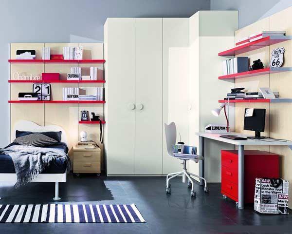 Image detail for -Awesome Teen Boys Bedroom Design Ideas — Homezinterior