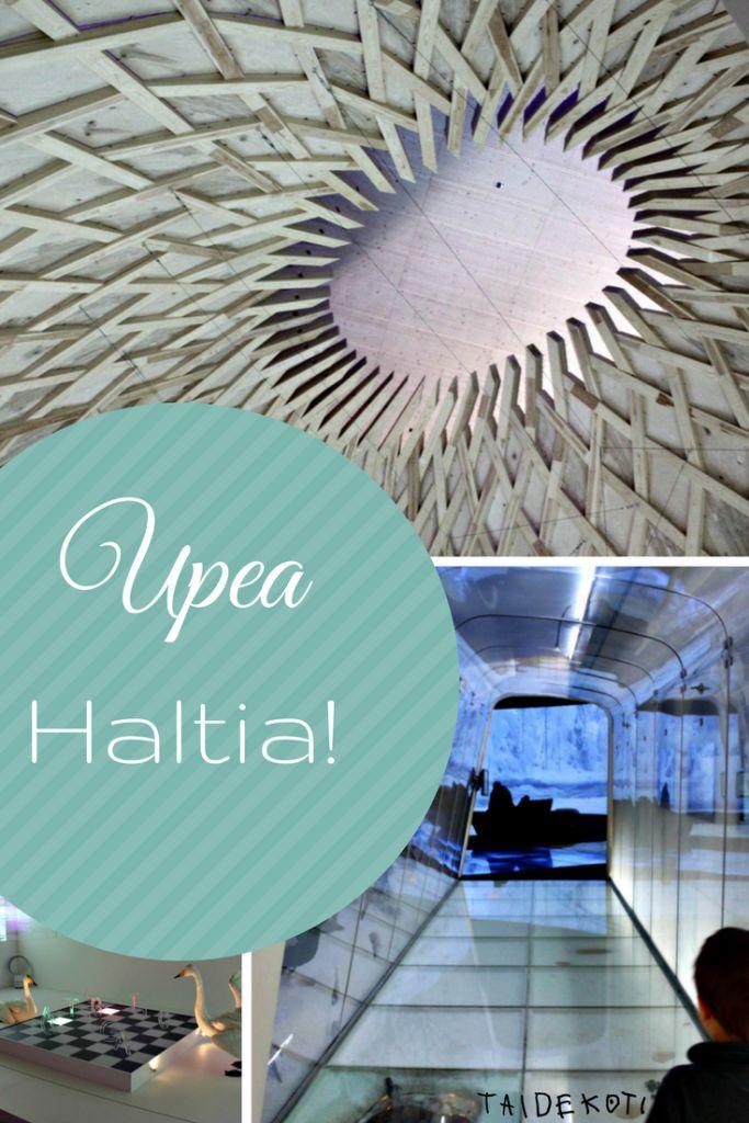 Suomen luontokeskus Haltia on upea taide-elämys / taidekoti.com