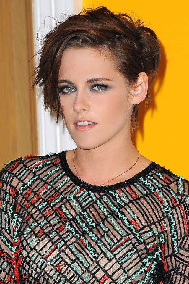 All the 411 on Kristen Stewart's newest rocker haircut: