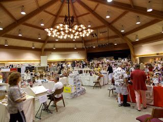 Founders Hall At Sauder Village Exhibition Show
