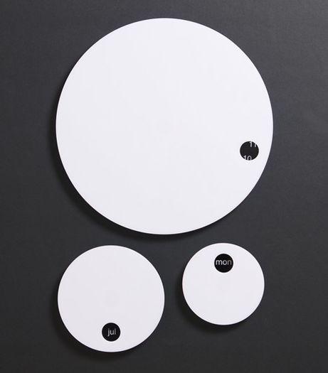 Round and Round Calendar
