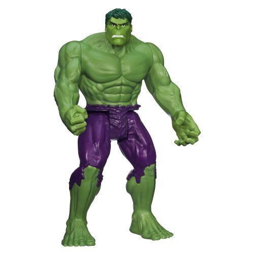 Marvel Avengers Titan Hero Series Hulk Action Figure, 12-Inch Marvel http://smile.amazon.com/dp/B00D9LWJIS/ref=cm_sw_r_pi_dp_9BRBub0WY8M21