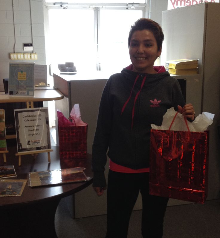 A lucky student from the Saskatoon Campus received a special Valentine's Day prize.