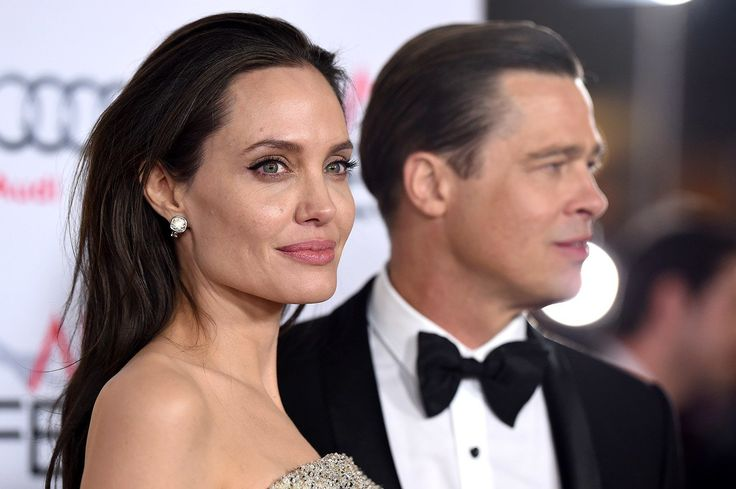 Angelina Jolie And Brad Pitt Will Put Acting On Hold For The Children After Messy Split - They Want A Normal Childhood For Them #AngelinaJolie, #BradPitt celebrityinsider.org #Hollywood #celebrityinsider #celebrities #celebrity #celebritynews