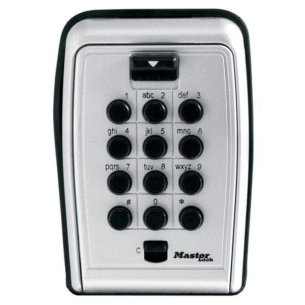 The Master Lock Storage Security Key Safe Keeps Keys Secure and Accessible-Giveaway