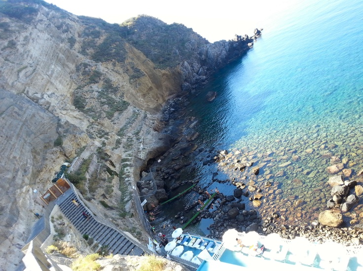 18 best images about beaches of ischia on pinterest - Bagno italia ischia ...