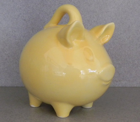 1000 ideas about pig bank on pinterest piggy banks Decorative piggy banks for adults