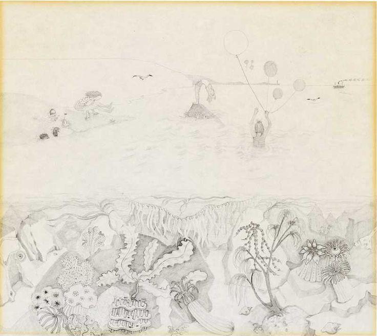 Robert Wyatt - Rock Bottom by Alfreda Benge | Hypergallery Album Art Prints