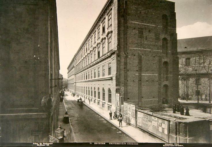 1896 Szerb street - University