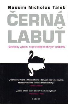 Černá labuť (Nassim Nicholas Taleb)