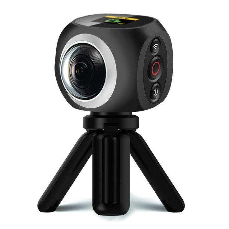 360° VR Camera Sports / Action Camera
