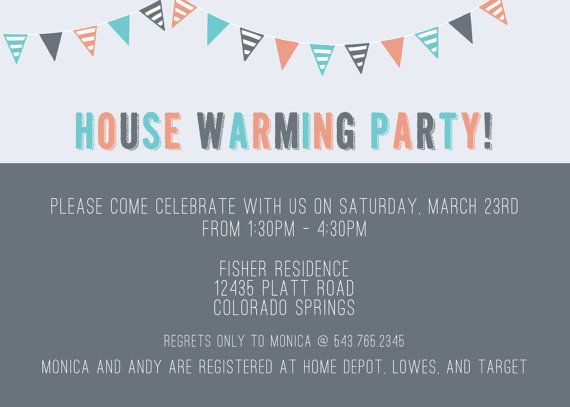 22 best house warming images on pinterest for Things to do at a housewarming party