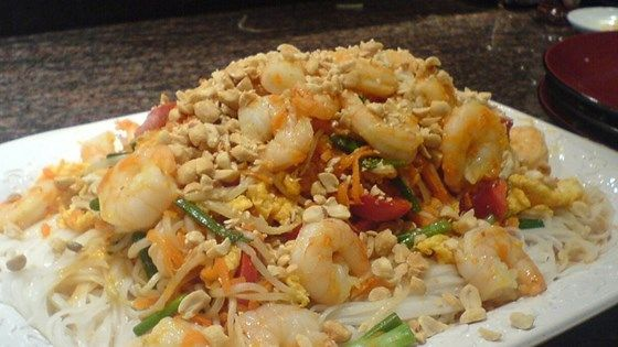 Why eat out when the best traditional Pad Thai is made right in your own kitchen? This is the best Pad Thai recipe ever. My father's Pad Thai is better than most Thai restaurants! I like it because of all the fresh ingredients, it is not greasy. It's satisfying and healthy. There is no meat in this recipe.