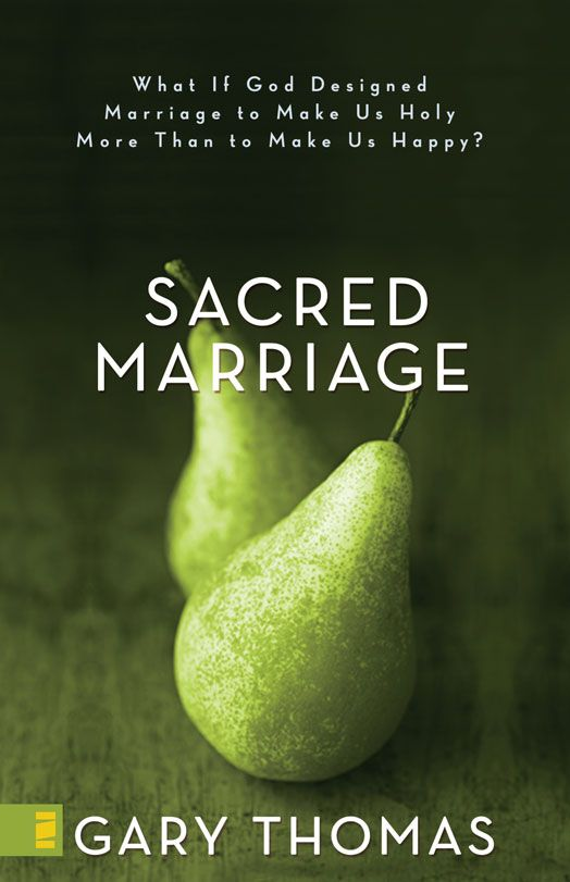 A new perspective on marriage through the eyes of the one who created it! very humbling and eye opening!