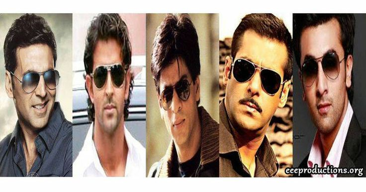 Who is your favorite actor in shades?