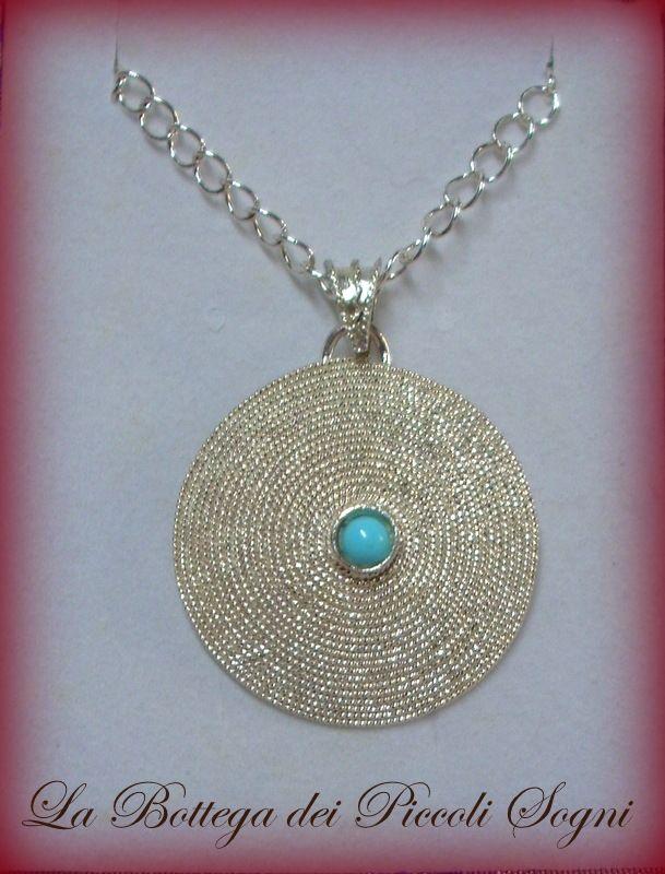 "Collana ""Corbula""   Jewelry   Sardinia"