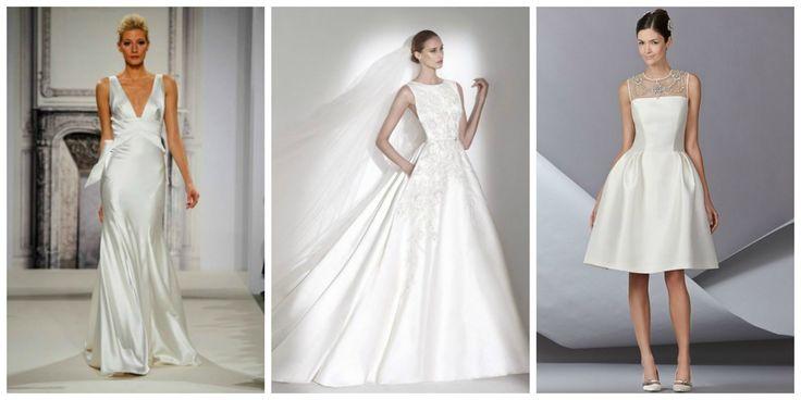 Vestito bianco per matrimonio y algo