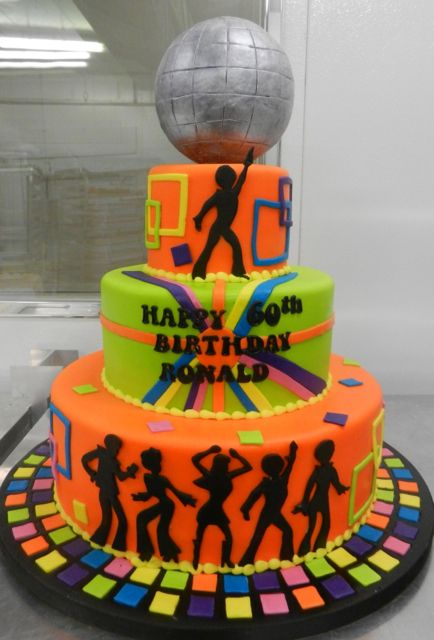 Disco Cake!