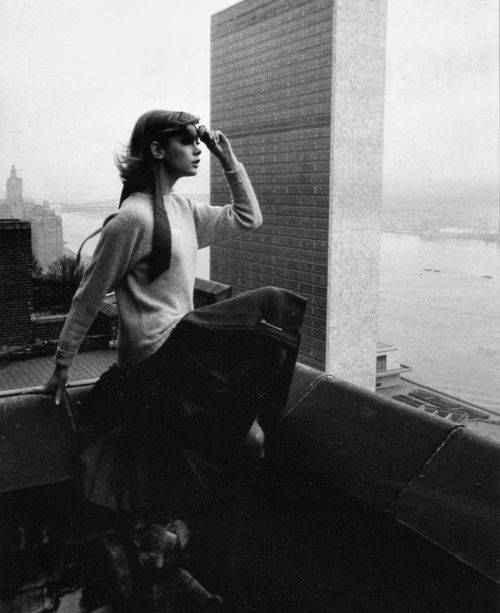 Jean Shrimpton, New York 1962, by David Bailey
