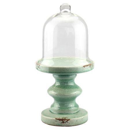 alzatina campana vetro