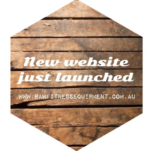 New website check it out!  www.rawfitnessequipment.com.au Facebook: /rawfitnessequipmnt Instragram: rawfitnessequipment