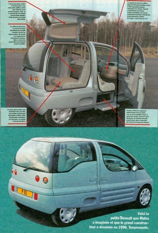 OG   1996 Renault-Matra P55   Prototype