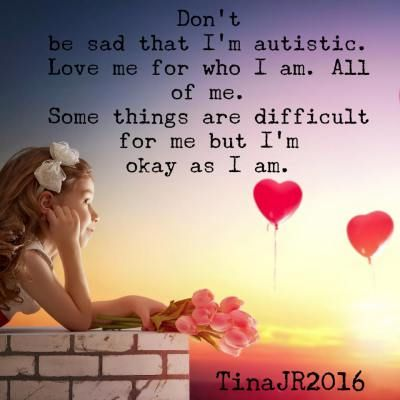 My name is Tina. ( a short blog post for autistic girls aged 5-10…