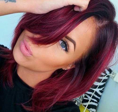 Best 25+ Short hair colors ideas on Pinterest | Short ombre, Ombre ...