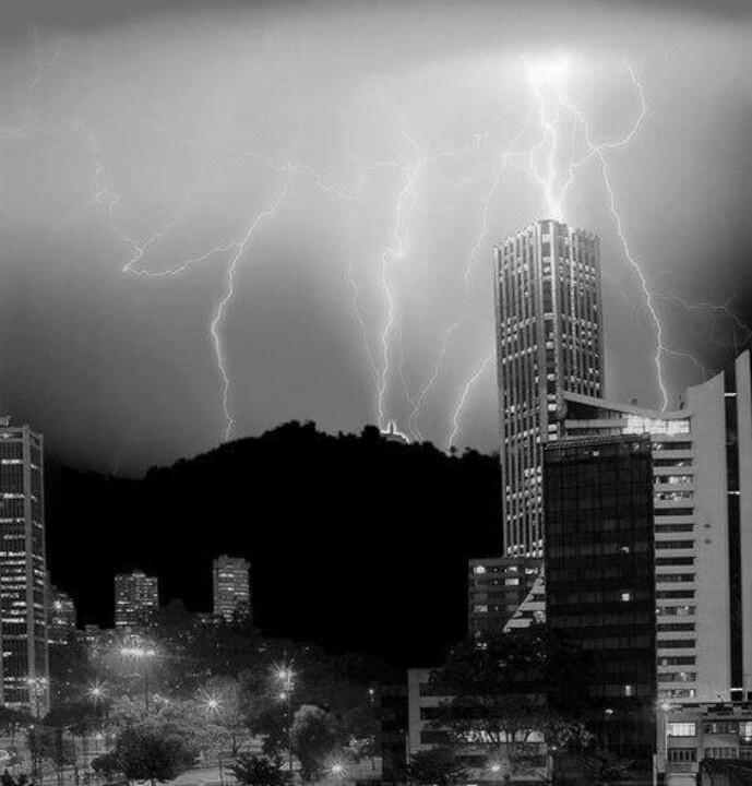 Bogota Colombia.