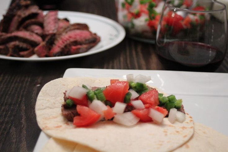 Steak Tacos with Pico de Gallo – Culinary Cents – A Frugal Foodie Lifestyle Blog