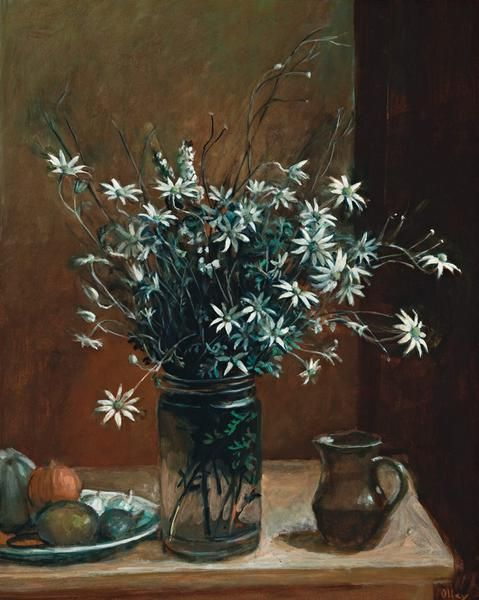 Flannel Flowers, 1976 Margaret Olley