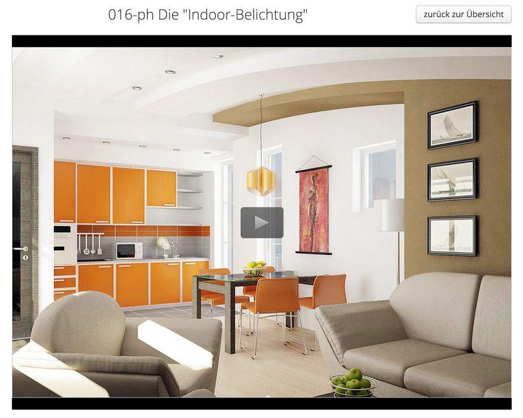 """016-ph Die """"Indoor-Belichtung""""In diesem Kapitel lernen wir die grundlegenden Parameter kennen, um die Belichtungseinstellung in Innenräumen bei natürlichem Licht manuell vornehmen zu können."""