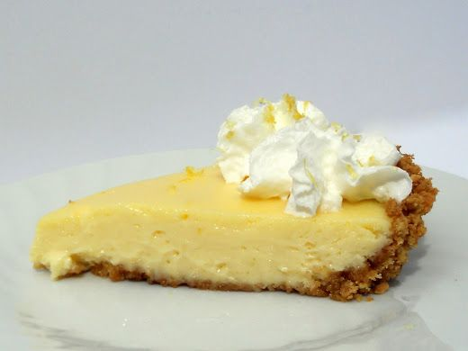 Just Another Hang Up: Creamy Dreamy Lemon Pie . . .