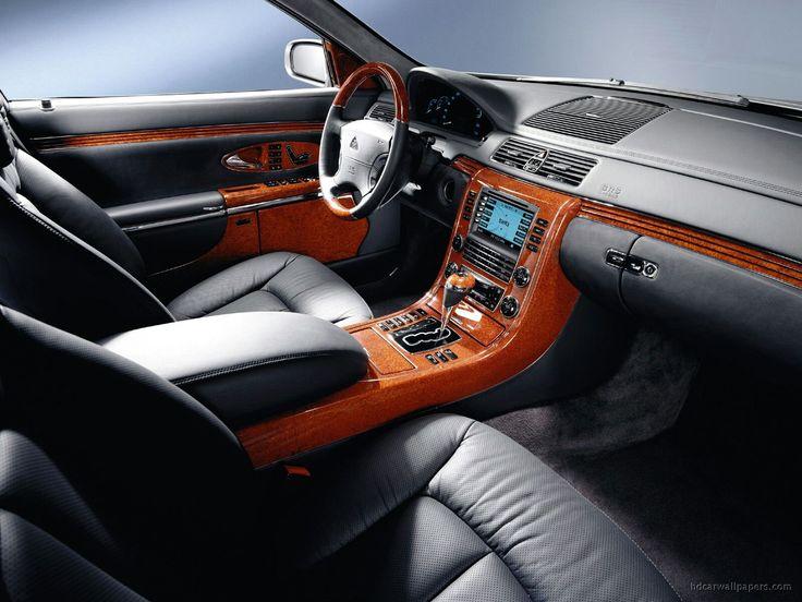 Maybach Exelero Interior | Maybach Interior 2 | Fabulous ...