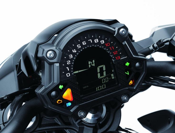 2017 Kawasaki Z900