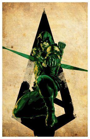 Minimalist Green Arrow Poster by MINIMALISTPRINTS on Etsy