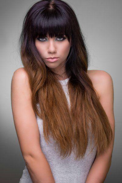 Frisur lange haare business