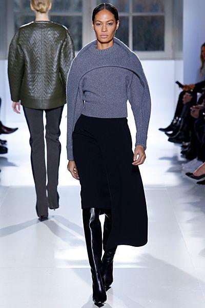 Balenciaga - Women's Ready-to-Wear - 2014 Fall-Winter-just the skirt