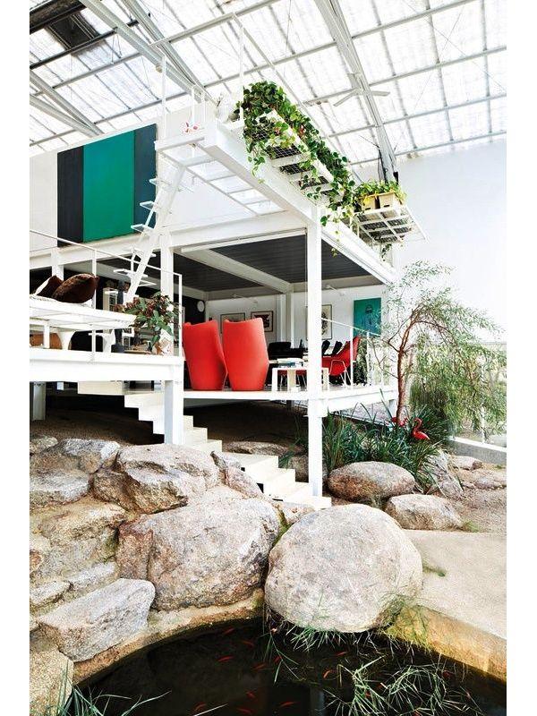 Die besten 25 atrium homes ideen auf pinterest atrium for Atriumhaus bauen