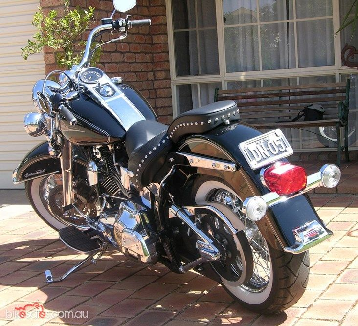 2005 Harley-Davidson Heritage Softail Classic 1450 (FLSTC)