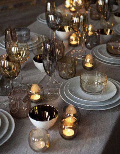 Art de la Table - Tendance Cuivrée