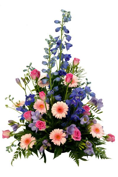 A floral tribute is a wonderful and much appreciated way to express your feelings