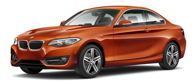 2017 BMW 2 Series - leasing Offers - BMW North America